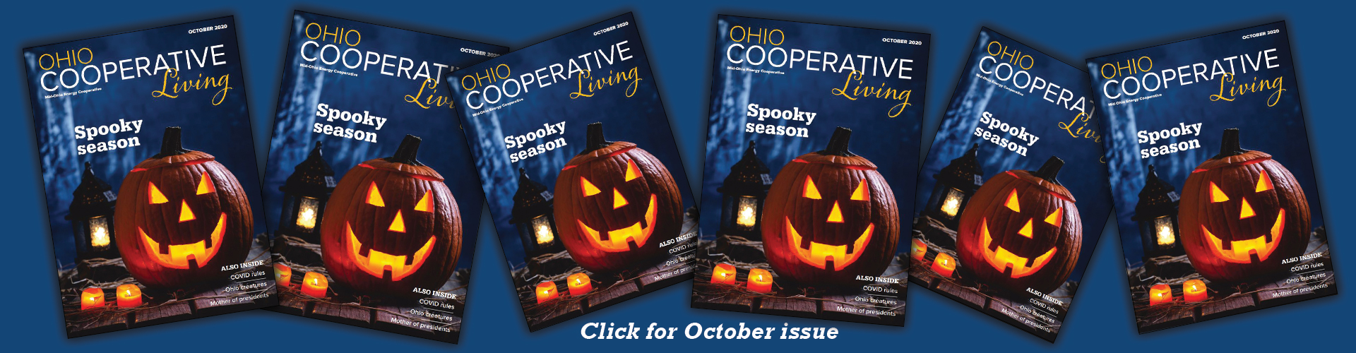 Click for October's Ohio Cooperative Living magazine